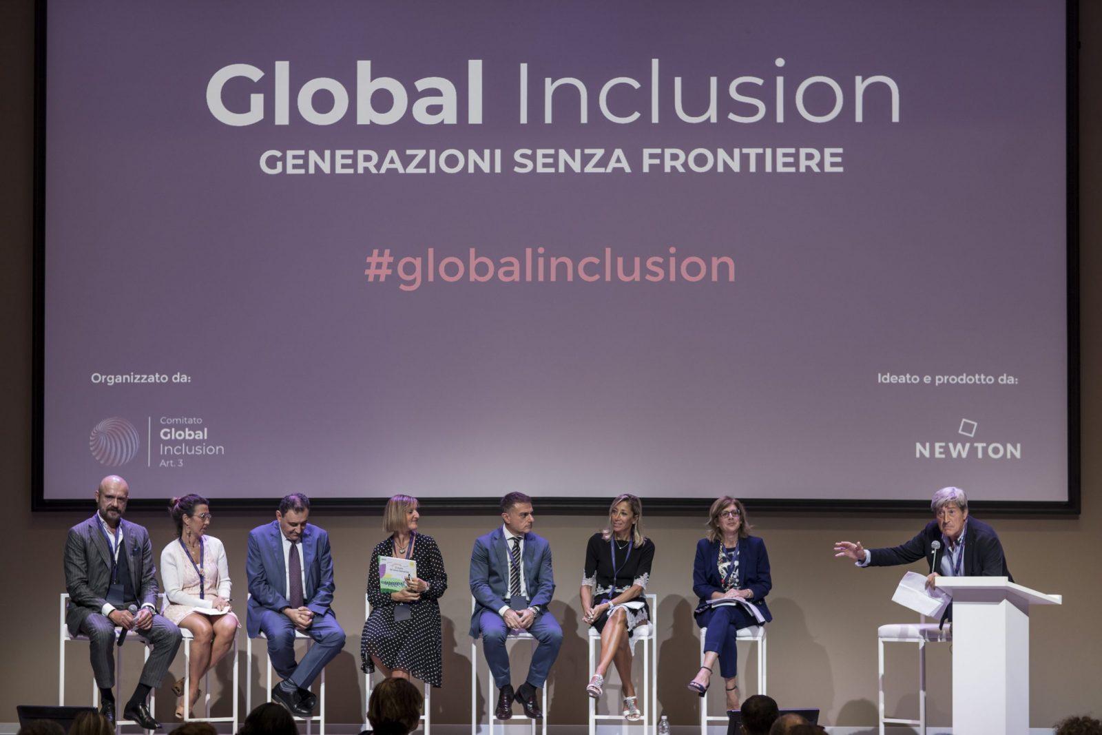 GALLERY FOTOGRAFICA – Lexellent al Global Inclusion