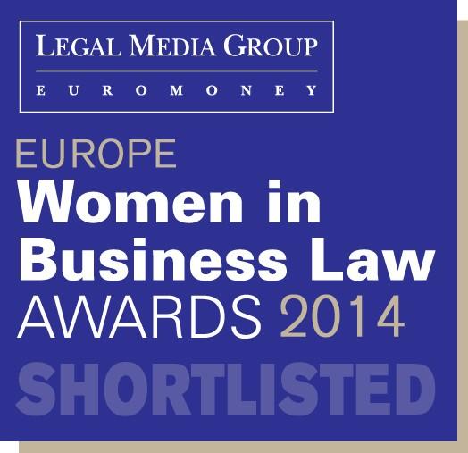 European Women in Business Law Awards 2014