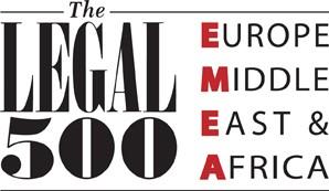 Legal 500 – Edizione 2015 EMEA – Risultati.