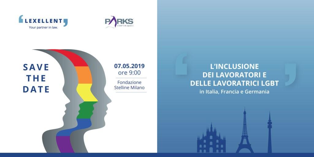 L'inclusione dei lavoratori e delle lavoratrici LGBT in Italia, Francia e Germania – Programma