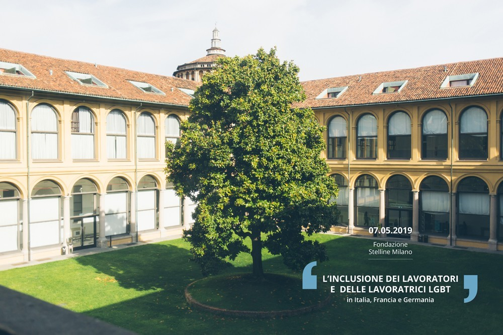 Gallery fotografica – L'inclusione dei lavoratori e delle lavoratrici LGBT in Italia, Francia e Germania