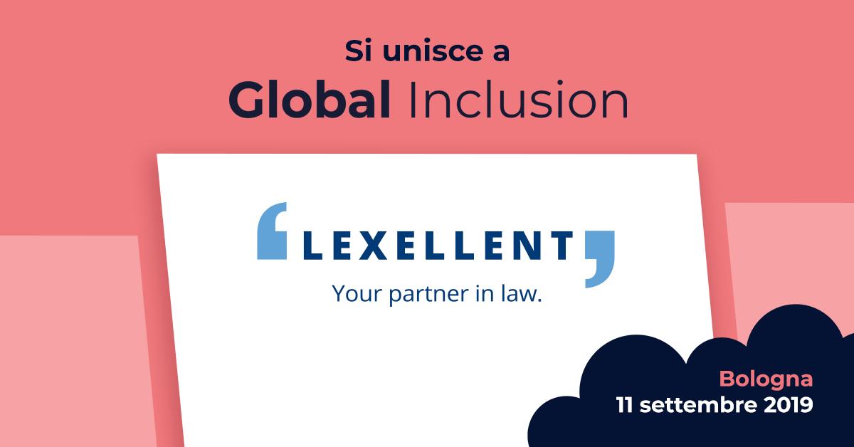 Lexellent partecipa a Global Inclusion