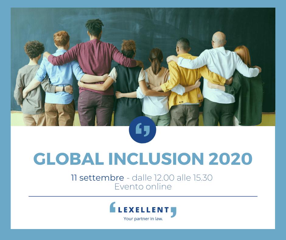 Lexellent partner di Global Inclusion 2020: l'intervista a Giulietta Bergamaschi
